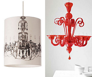 Trend Alert: Updated Ornate Chandeliers