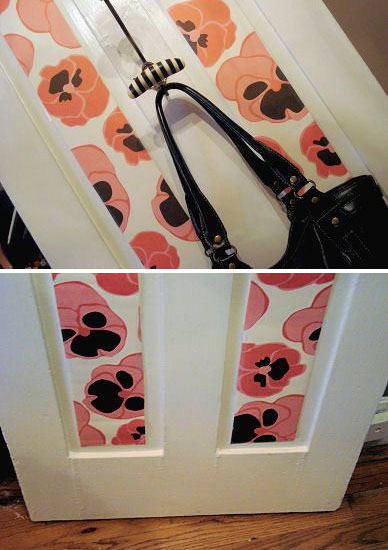 Simple Style: Gift Wrap Your Door