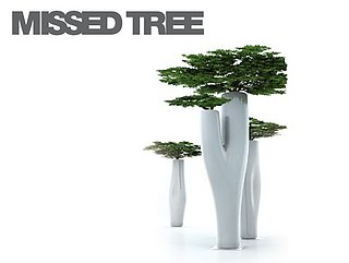 Crave Worthy: Serralunga Missed Tree Vase