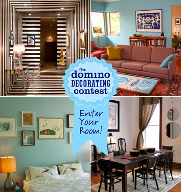 Enter the Domino Decorating Contest