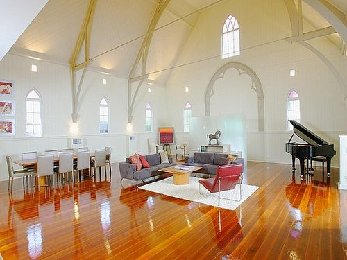 Midday Muse: Serious Cathedral Ceilings