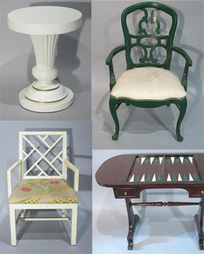 Dorothy Draper Designs Going Up for Auction