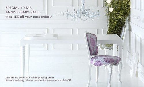 Sale Alert: Brocade Home Anniversary Sale