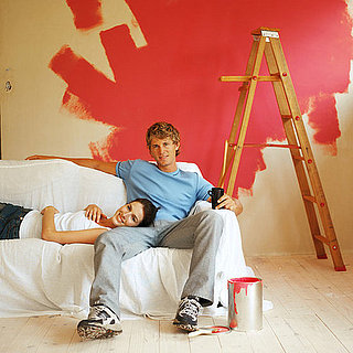 Room Therapy: Red Lacquer Walls