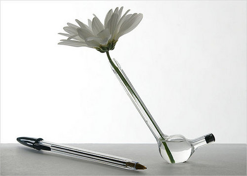 Love It or Hate It? Bic Pen Vase