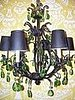 Crave Worthy:  Antique Chandelier
