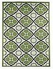 Nice and New: Jonathan Adler Green Marrakesh Rug