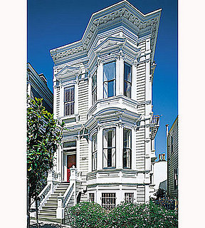 Coveted Crib: San Francisco Ex-Brothel Rowhouse