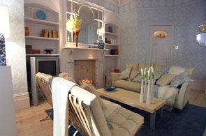 Neo Edwardian Living Room by Laurence Llewelyn Bowen