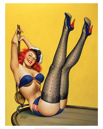 I need help finding a Pin Up