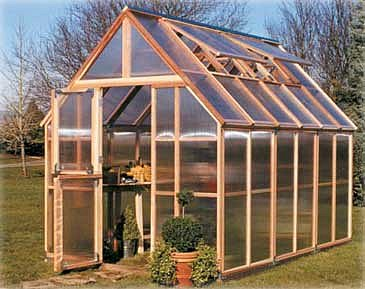 Sunshine Gardenhouse
