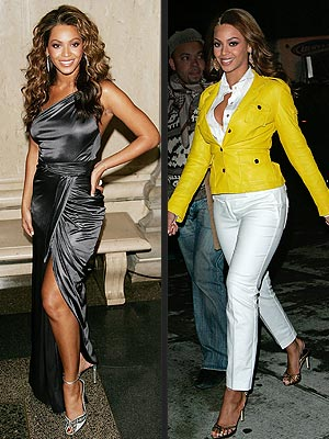 Rate it! Beyonce's style!