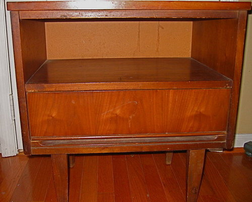 Vintage Furniture Find of the Day