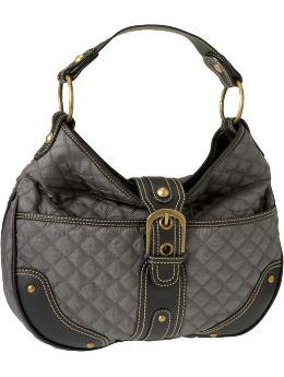 Oldnavy.com: Quilted Hobo Bag