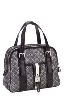 L.A.M.B. 'Signature - Oxford' Triple Zip Satchel - Nordstrom.com