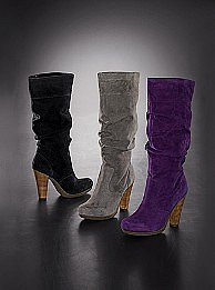 Victoria&#039;s Secret - kidsuede boots