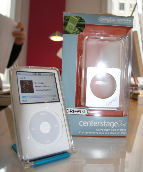Let Your iPod Take Centerstage