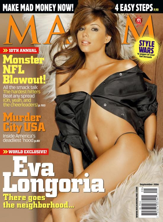 Maxim Loves Eva