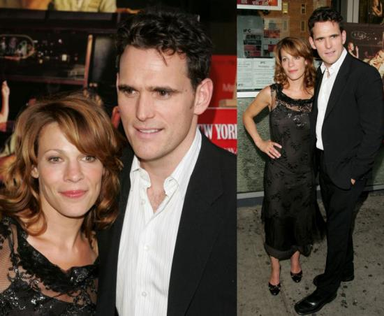 Matt Dillon at the Factotum Premiere