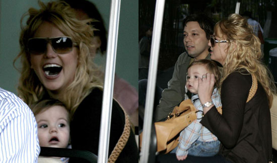 Britney's Birthday: At the Zoo and In The Bathroom