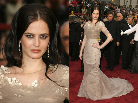 Oscars Red Carpet: Eva Green