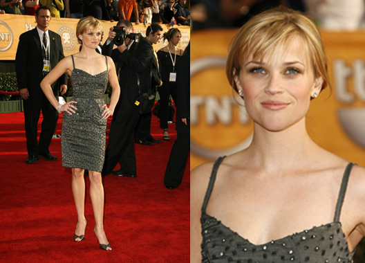 SAG Awards Red Carpet: Reese Witherspoon