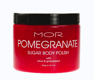 Pomegranate Body Scrubs