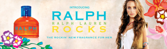 Beauty Byte: Ralph Lauren Can Make You A Rock Star