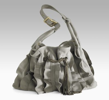 Be & D Ruffled Bag With Chains: Love It or Hate It?