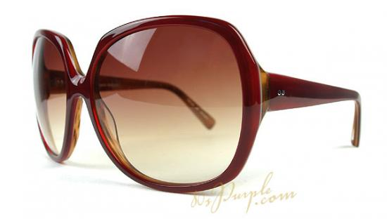 Trend Alert: Red Frame Sunglasses