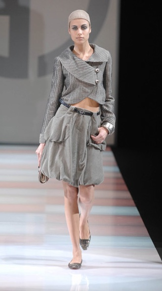 Milan Fashion Week, Fall 2007: Giorgio Armani