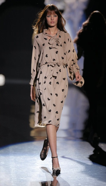 New York Fashion Week, Fall 2007:  Betsey Johnson