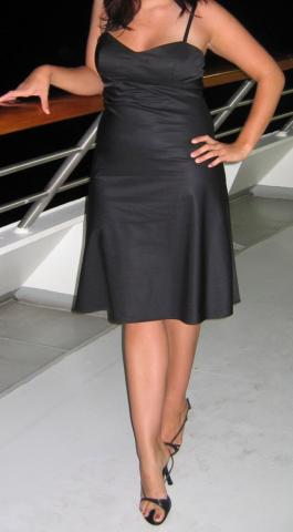 Look of The Day: Nautical LBD
