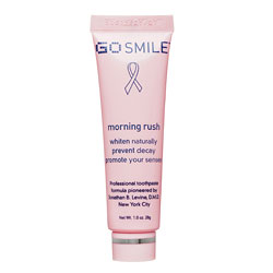 Pink Toothpaste for Your Pearly Whites