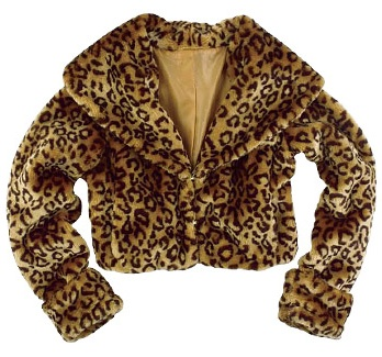 Glam-o-Rama Gal: The Jacket
