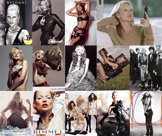 Kate Moss is Model of the Year