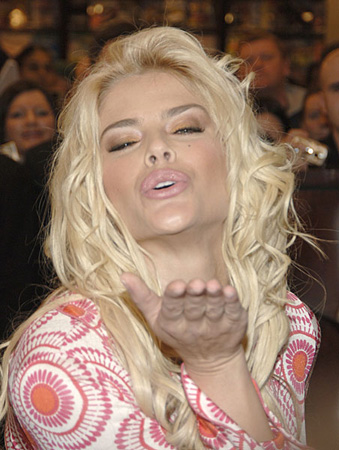 Anna Nicole Smith RIP