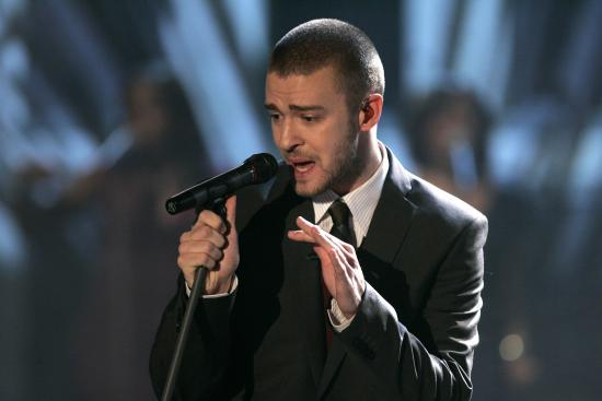 Pop Quiz, Hot Shot: Justin Timberlake