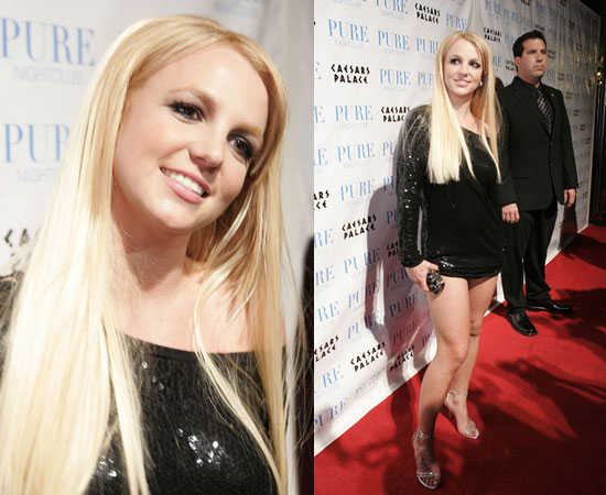 Britney's Rest, Rehab and Resolutions