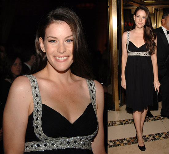 Liv Tyler Is Not a Stranger Anymore