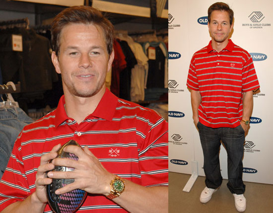 Is Mark Wahlberg Shrinking?