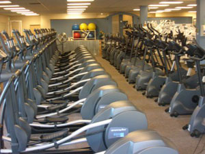 Get it Up, Your Heart Rate That is: Treadmill and Elliptical