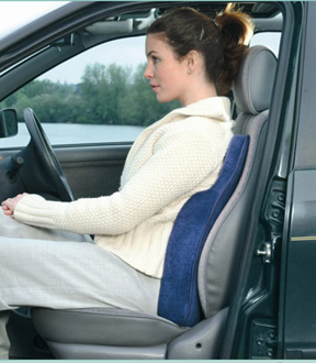 Do Long Car Rides Hurt Your Back?
