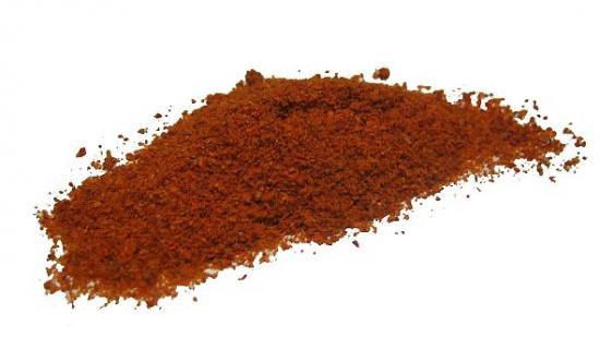 Cayenne Spices Down Back Pain