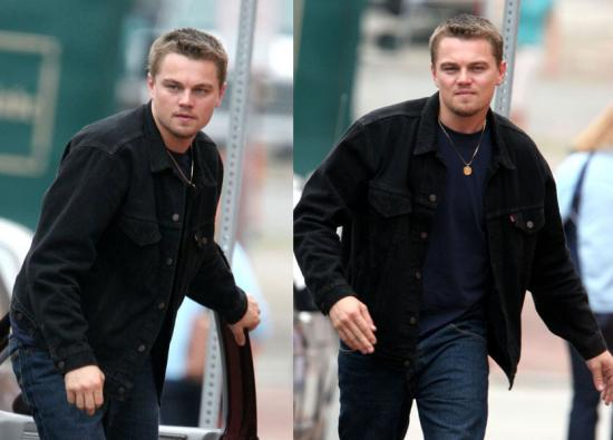 Waht haircut does leonardo have in the departed? | Yahoo ...