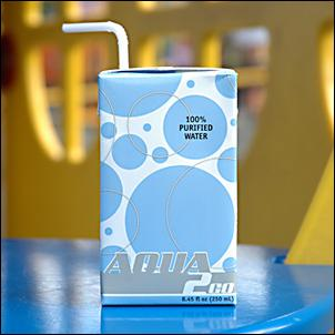 Water in a Box: Aqua 2 Go