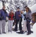 Are you going to enjoy the snow for Ski Week?