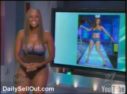 Tyra Banks and Her New BMI