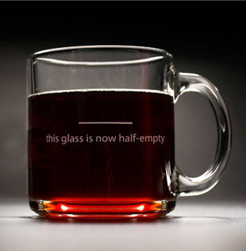 Product of the Day: The Pessimist's Mug
