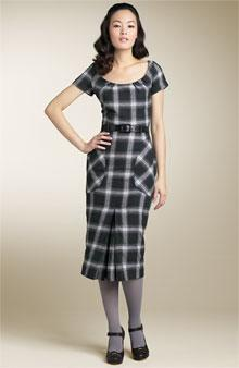 L.A.M.B. Plaid Dress  Nordstrom.com